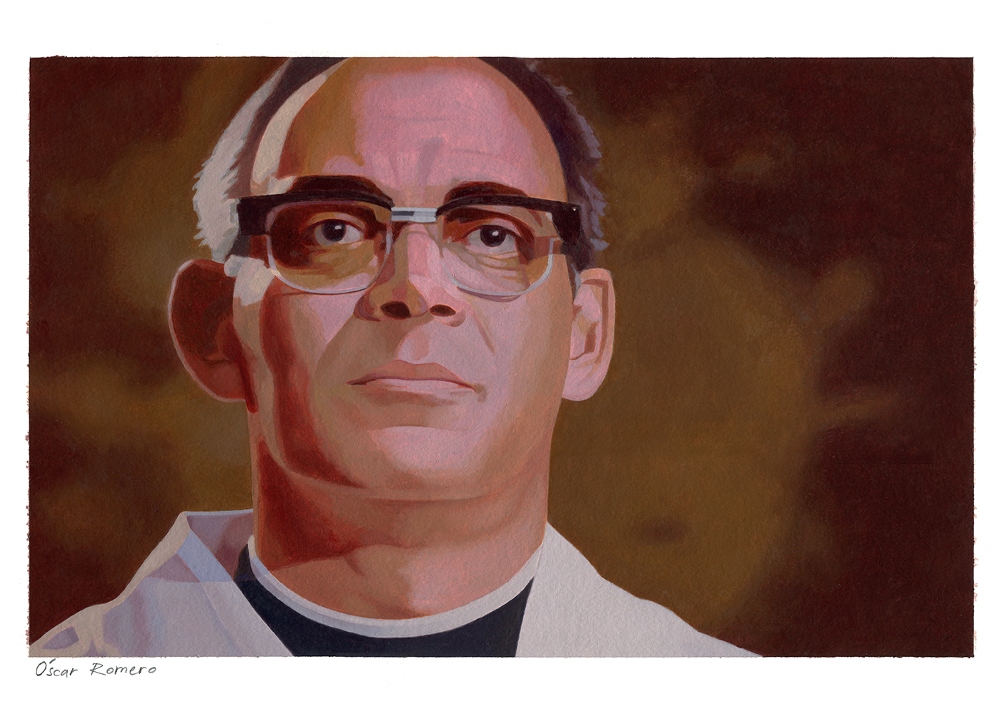 oscar romero and the role of How oscar romero became el salvador's  and only reluctantly took on the role of  full story archbishop oscar romero, el salvador's most trusted news.